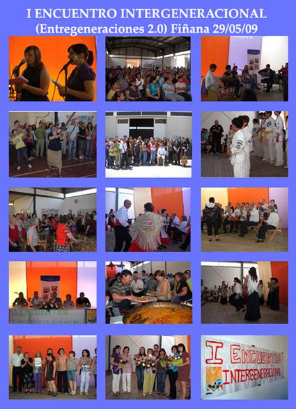 I Encuentro Intergeneracional (29/05/09)