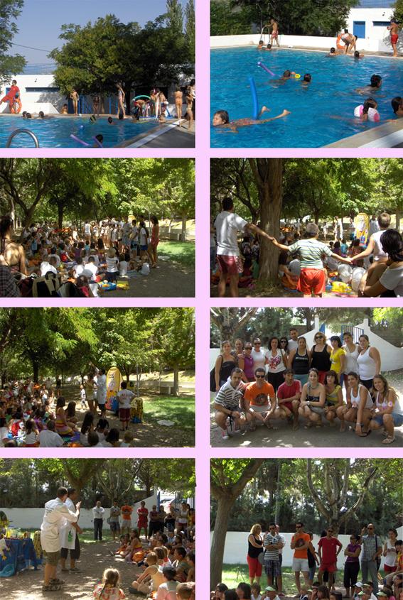 FOTOS CONVIVENCIA AULAS DE VERANO '09