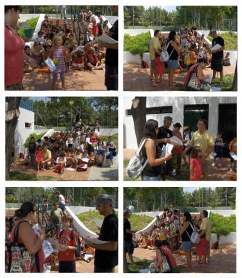 CLAUSURA AULA DE VERANO ABLA 2010