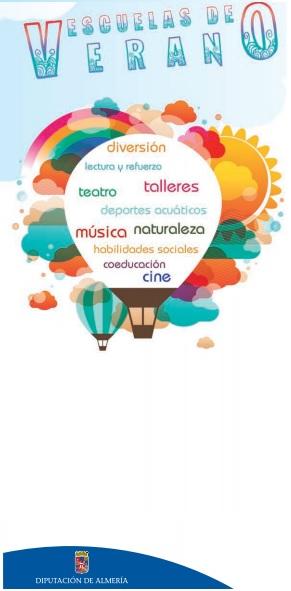 Escuela de verano 2014 – Comarca Río Nacimiento
